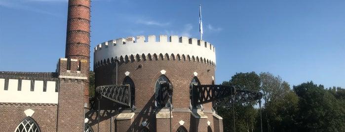 Museum en gemaal De Cruquius is one of Museumkaart: Noord Holland.
