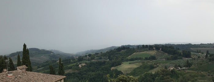 Punto Panoramico is one of Toscany.