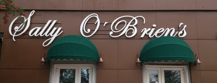 Sally O'Brien's is one of местечки.