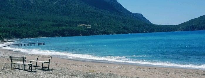 Karaöz is one of Antalya genel gezilir.