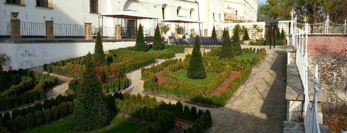 Parkánové zahrady is one of Experience Olomouc like a locals!.