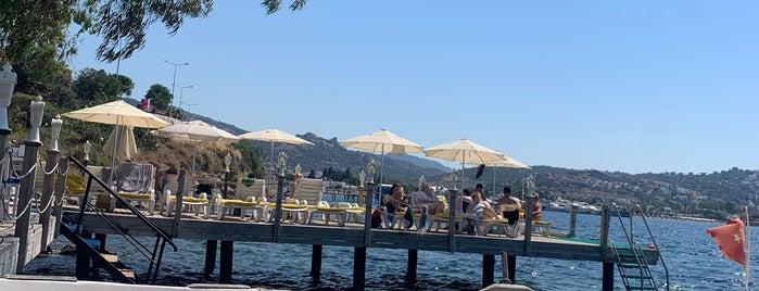 Polpo Boutique Hotel & Beach is one of Tempat yang Disimpan İrem.