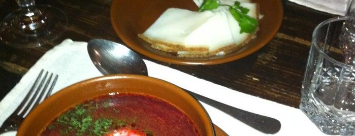 "Ресторан ""Фільварок"" / Filvarok Restaurant is one of Tested Foods."