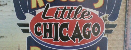 Rocco's Little Chicago is one of Tucson Stuffs.