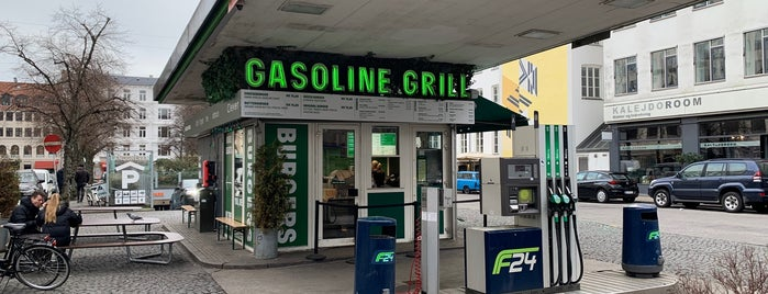 Gasoline Grill is one of Tolgaさんの保存済みスポット.