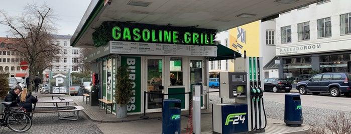 Gasoline Grill is one of Baturalp'ın Beğendiği Mekanlar.