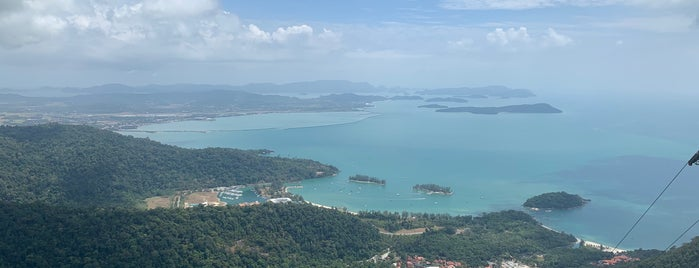 Middle Station, Panorama Langkawi Cable Car is one of 🚁 Malaysia 🗺.