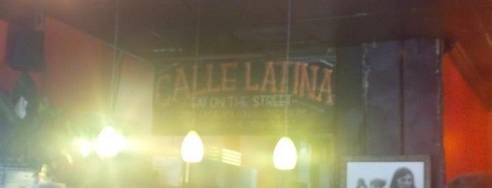 Calle Latina is one of Dog friendly patios.