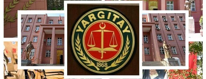 Yargıtay Başkanlığı is one of Locais curtidos por Özge.