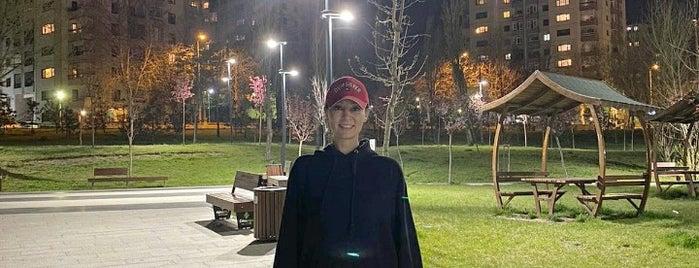 Zafer Parkı Yürüyüş Yolu is one of Posti che sono piaciuti a Semin.