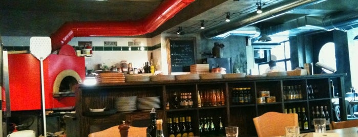 Forno Cipollini is one of Best Italian kitchen in Sofia.