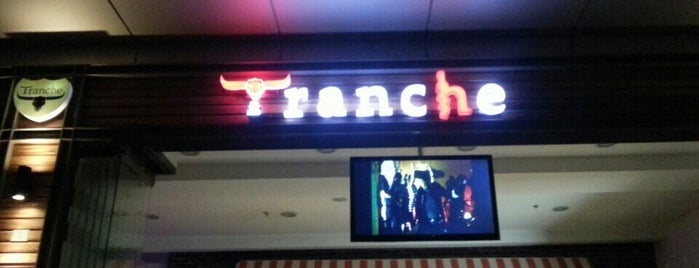 Tranche Steak House is one of ●muratさんの保存済みスポット.