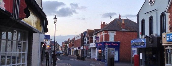 Burnham-on-Sea is one of UK 2014.