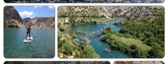 Land Of Zrmanja is one of Croatia J+J.