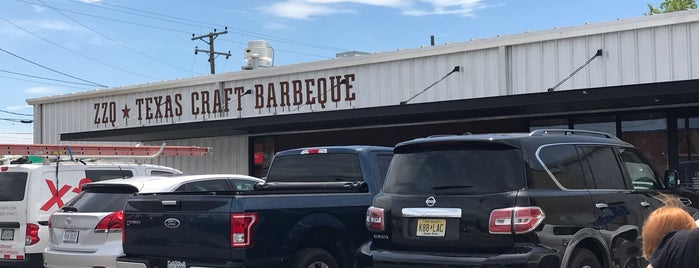 ZZQ Texas Craft Barbeque is one of Tempat yang Disimpan Karla.