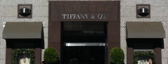 Tiffany & Co. is one of San Fransisco.