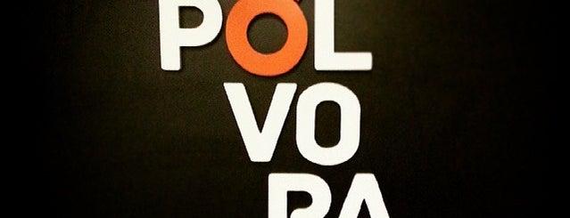 Polvora! Comunicação is one of Ios publicidades.