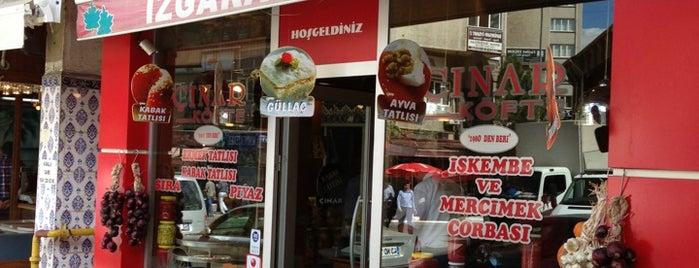 Çınar Köfte is one of Halil G.'ın Beğendiği Mekanlar.