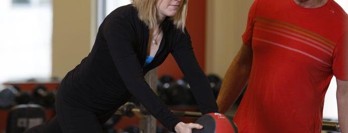 ZUM fitness is one of Tempat yang Disukai Brianna.