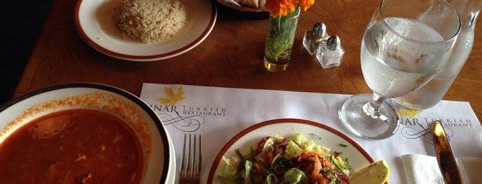 Çınar Turkish Restaurant is one of Cihatさんのお気に入りスポット.