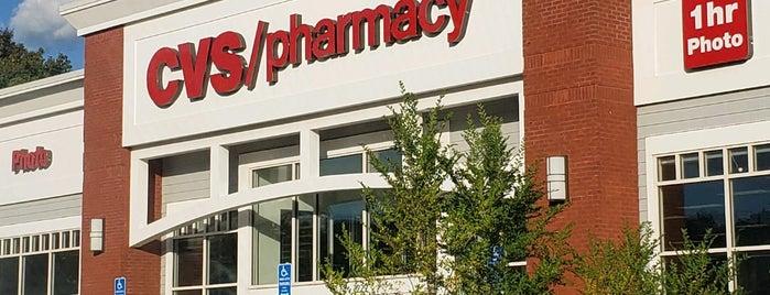 CVS pharmacy is one of Posti che sono piaciuti a Dawn.