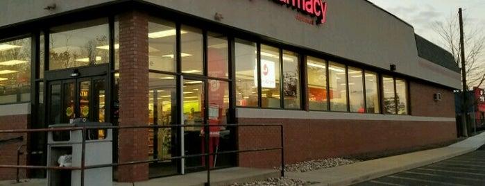 CVS pharmacy is one of Locais curtidos por Mary.