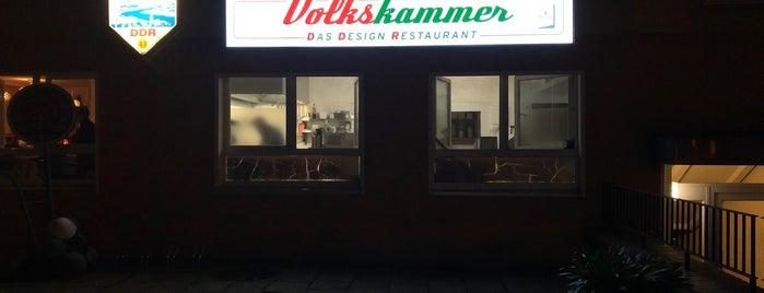 Volkskammer - Das DDR Design Restaurant is one of Chris : понравившиеся места.