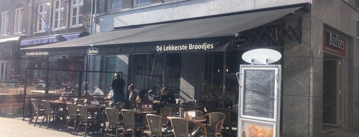 Bufkes Venlo is one of Tempat yang Disukai Iris.