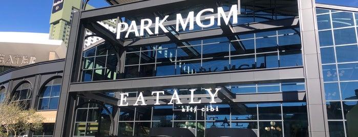 Park MGM is one of Orte, die Allison gefallen.
