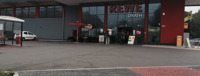 REWE is one of Locais curtidos por Dan.