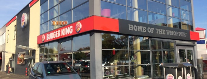 Burger King is one of Siegen places.