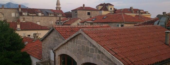 Stari grad Budva / Old Town Budva is one of visit again.