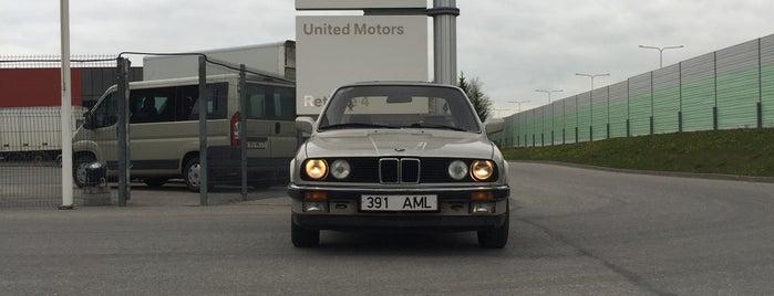 United Motors AS is one of Слава 님이 좋아한 장소.