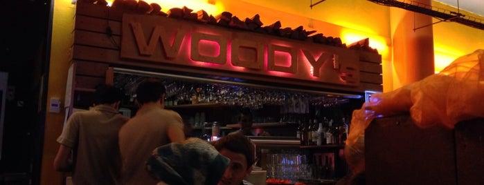 Woody's is one of Locais salvos de Sarah Ras.
