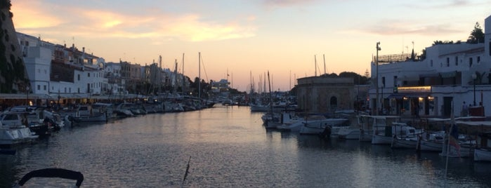 Centre històric de Ciutadella is one of Menorca To Do.