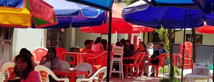 Rolo's Restaurante is one of สถานที่ที่ Miguel ถูกใจ.