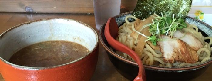 つけ麺 蝉時雨 is one of 埼玉のラーメン.