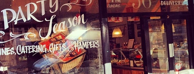 The Hampstead Butcher & Providore is one of Lieux qui ont plu à Martin.