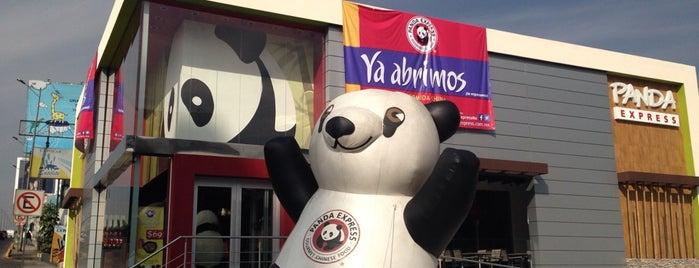 Panda Express is one of fooood!!!!.