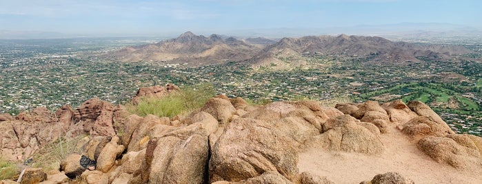 Cholla Trail, Camelback Mountain is one of Ryan : понравившиеся места.