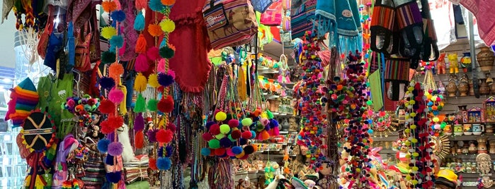 Mercado Indio is one of Lima.