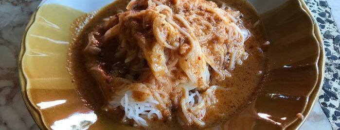 ขนมจีนแม่แวว ไสไทย is one of Krabi.
