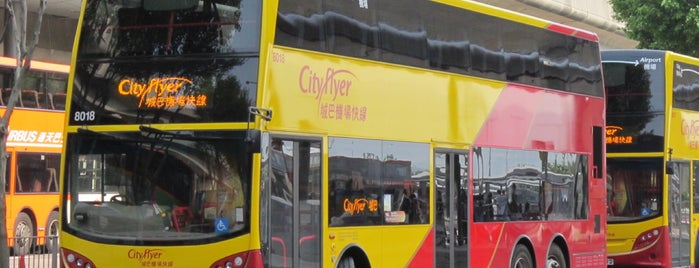 Citybus: Bus A21 Cityflyer Service is one of Lugares favoritos de Shank.