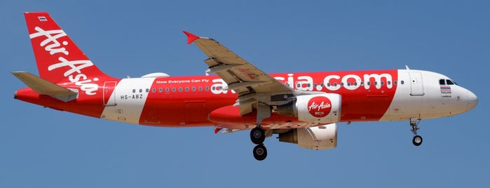 Thai AirAsia Flight FD4100 BKK-CNX is one of 2020 Sep. Chiang Mai.