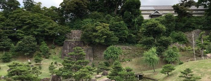 Gyokusen-inmaru Garden is one of kanazawa & toyama 2018.