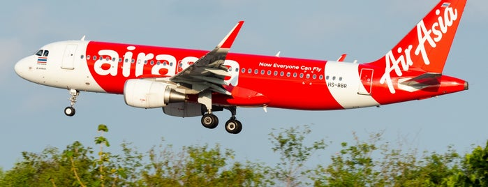 Thai AirAsia Flight FD 3180 DMK-NST is one of 2020 Sep. Nakhon Si Thammarat.