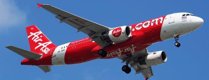 Thai AirAsia Flight FD4107 CNX-BKK is one of 2020 Sep. Chiang Mai.