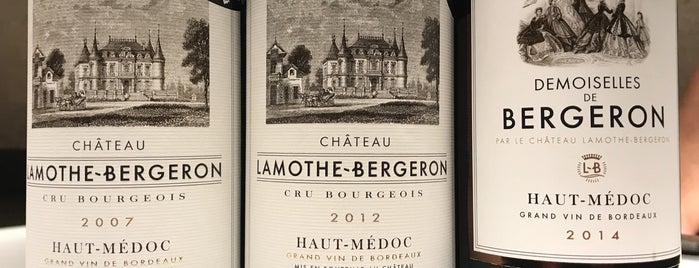 Château Lamothe Bergeron is one of Anapaulaさんのお気に入りスポット.
