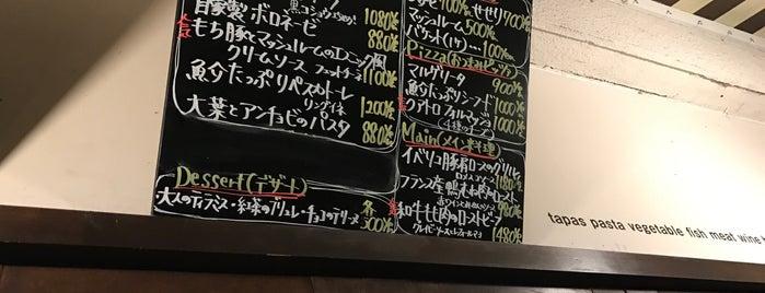 中崎バール Switch is one of Orte, die Luuk gefallen.