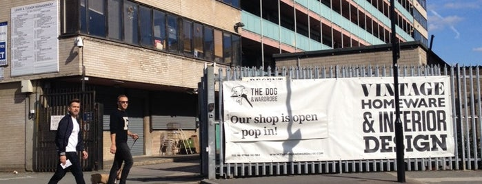 The Dog And The Wardrobe is one of London.